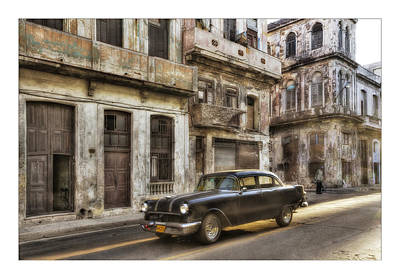 Cuba 01 Print by Marco Hietberg