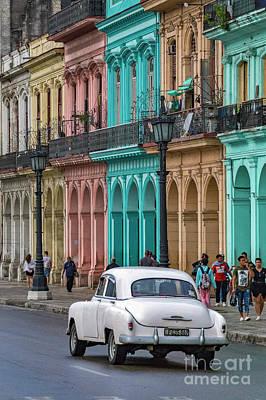 Photograph - Cuba 017 by Bernardo Galmarini