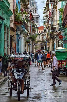 Photograph - Cuba 018 by Bernardo Galmarini