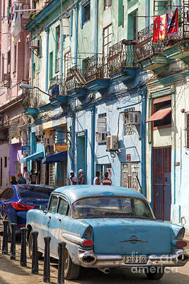 Photograph - Cuba 019 by Bernardo Galmarini