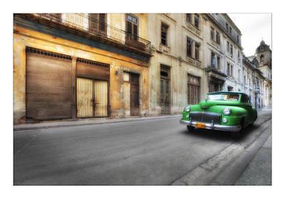 Cuba 02 Art Print by Marco Hietberg