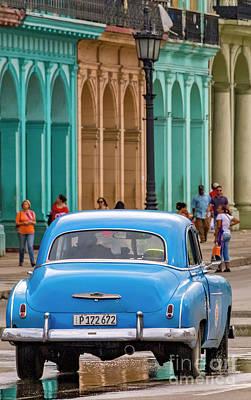 Photograph - Cuba 022 by Bernardo Galmarini