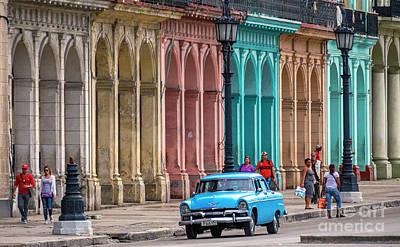 Photograph - Cuba 024 by Bernardo Galmarini