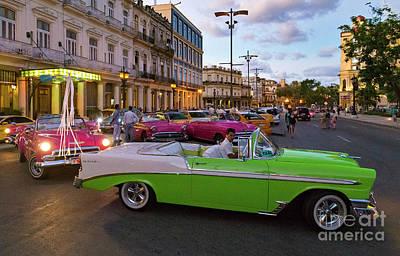 Photograph - Cuba 025 by Bernardo Galmarini