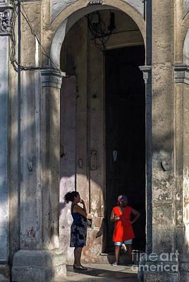 Photograph - Cuba 032 by Bernardo Galmarini