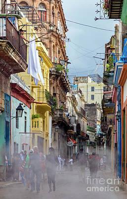 Photograph - Cuba 035 by Bernardo Galmarini