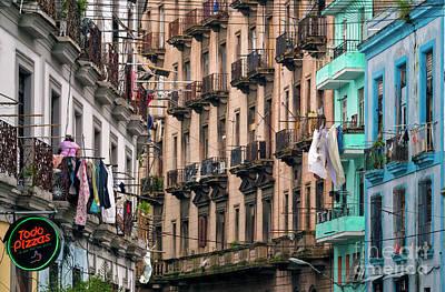 Photograph - Cuba 038 by Bernardo Galmarini