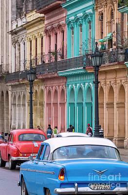 Photograph - Cuba 040 by Bernardo Galmarini