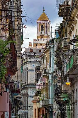 Photograph - Cuba 041 by Bernardo Galmarini