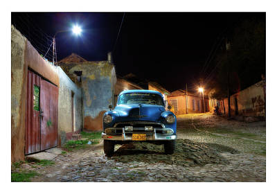 Cuba 09 Art Print by Marco Hietberg