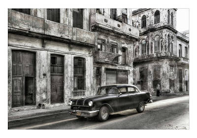 Cuba 15 Art Print by Marco Hietberg