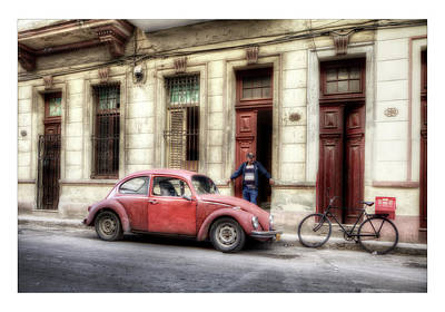 Cuba 17 Art Print by Marco Hietberg