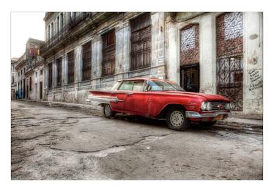 Cuba 18 Art Print by Marco Hietberg