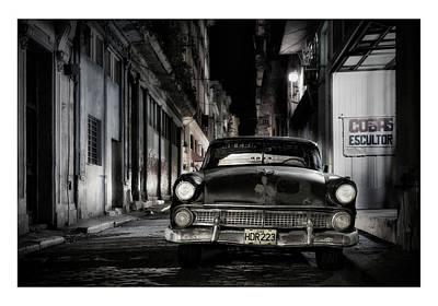 Cuba 20 Art Print by Marco Hietberg