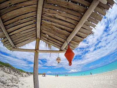 Photograph - Cuba Cayo Santa Maria Beach by Charline Xia