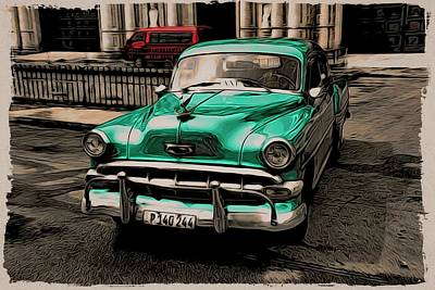 Photograph - Cuba Greens by Alice Gipson