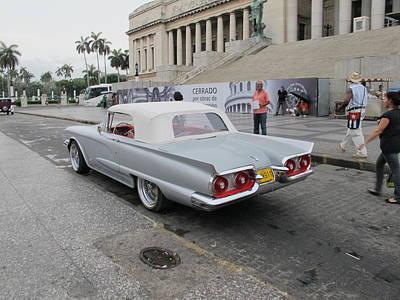 Cuban Cars 8 Art Print