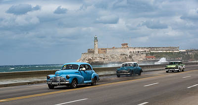 Photograph - Cuban Cruising by Art Atkins