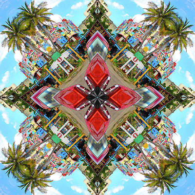 Photograph - Cuban Kaleidoscope by Marla Craven