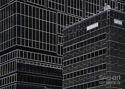 Photograph - Cubes 2 by Steven Liveoak