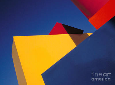 Art Print featuring the photograph Cubic by Sandro Rossi