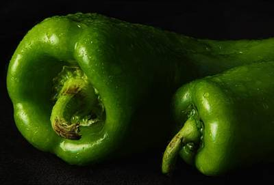 Photograph - Cubinelle Peppers II by Richard Rizzo