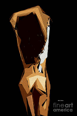 Digital Art - Cubism Series 796 by Rafael Salazar