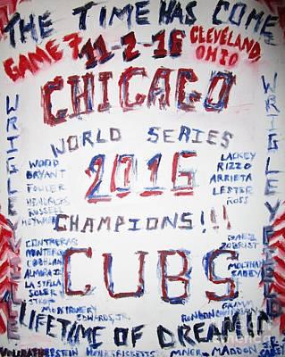 Cubs Champions Original