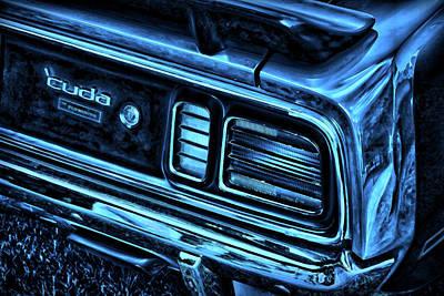 'cuda By Plymouth Original by Gordon Dean II