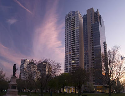 Photograph - Cudahy Towers by Peter Skiba