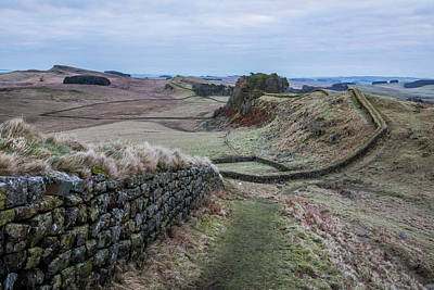 Photograph - Cuddy's Crags by David Pringle