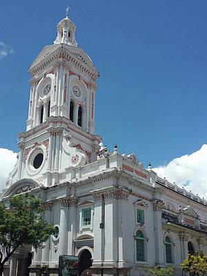 Photograph - Cuenca Iglesia De San Francisco by Jeff Brunton