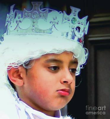 Photograph - Cuenca Kids 1002 by Al Bourassa
