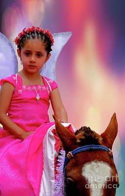 Photograph - Cuenca Kids 1004 by Al Bourassa