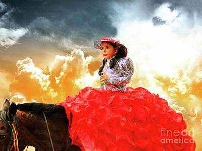 Photograph - Cuenca Kids 920 by Al Bourassa