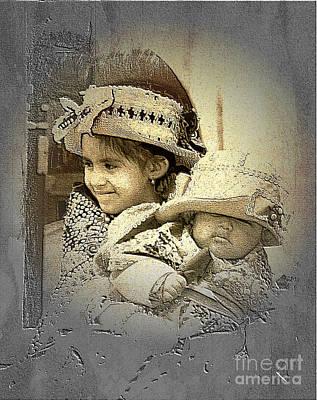 Photograph - Cuenca Kids 921 by Al Bourassa