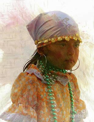Photograph - Cuenca Kids 968 by Al Bourassa