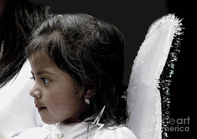 Photograph - Cuenca Kids 972 by Al Bourassa