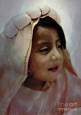 Photograph - Cuenca Kids 973 by Al Bourassa