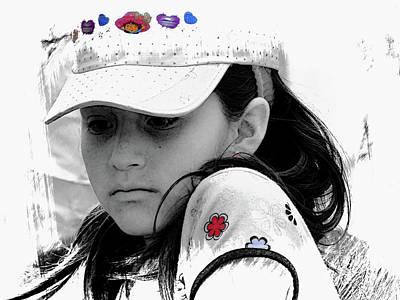Photograph - Cuenca Kids 979 by Al Bourassa