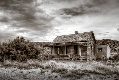 Photograph - Cuervo 6 by James Barber