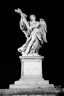 Cuius Principatus Super Humerum Eius Art Print