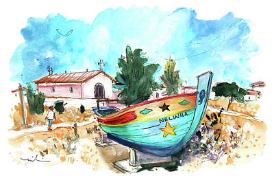 Painting - Culatra Island 02 by Miki De Goodaboom