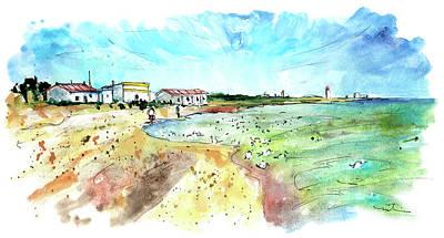 Painting - Culatra Island 04 by Miki De Goodaboom