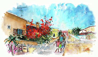 Painting - Culatra Island 08 by Miki De Goodaboom