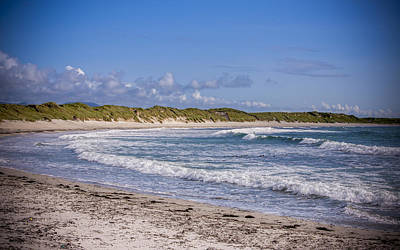 Photograph - Culla Bay Benbecula by Alex Saunders