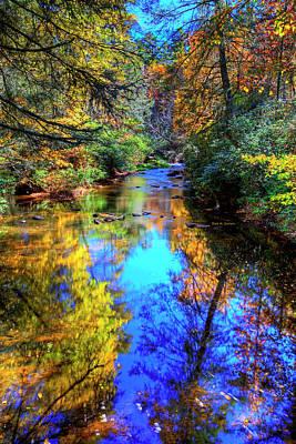 Photograph - Cullasaja River by Dale R Carlson