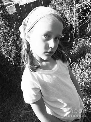 Photograph - Cult Child by Vennie Kocsis
