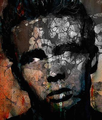 Cultural Icon Print by Paul Lovering
