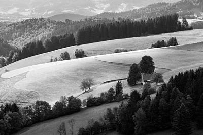Photograph - Cultured Landscape by Alexander Kunz